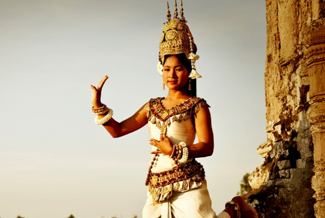 Cambodge magique