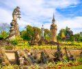 champ-de-statue-vientiane-laos