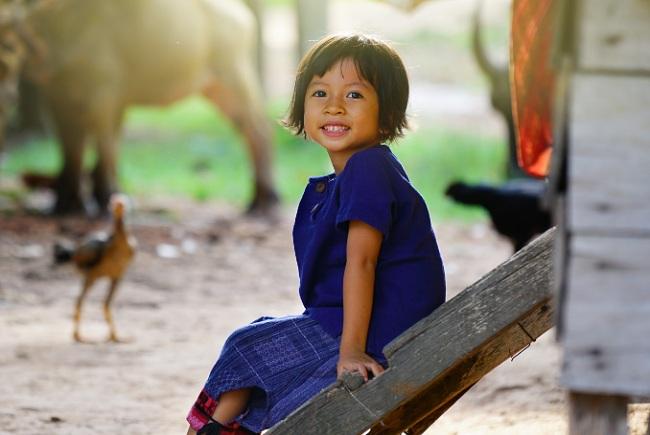 Ethnie du Cambodge