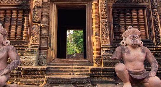 Circuit d'Angkor Wat