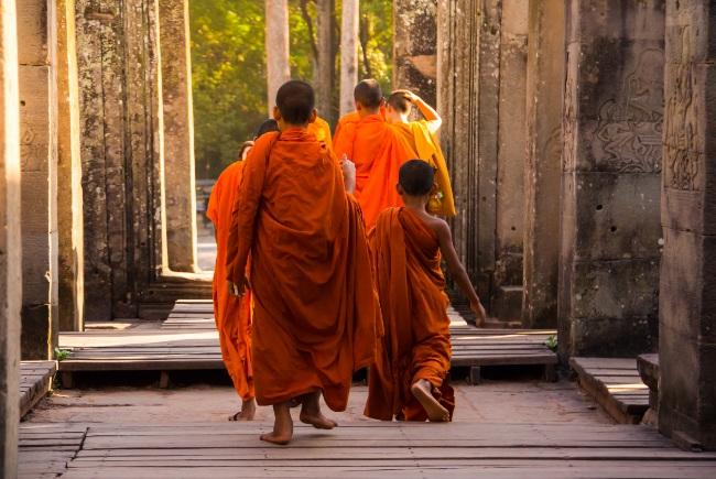 Splendeurs du Cambodge