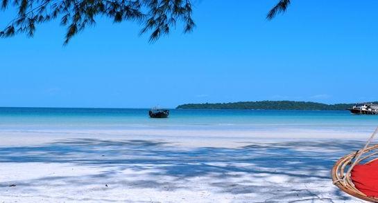 Circuit Cambodge et plages