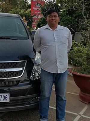 MR CHHOUN VANNDA