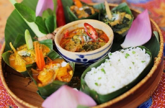 cuisine du Cambodge