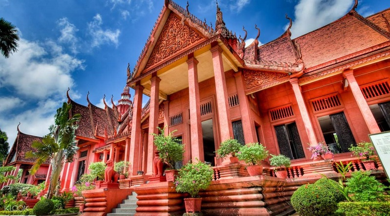 musee national que voir a phnom penh