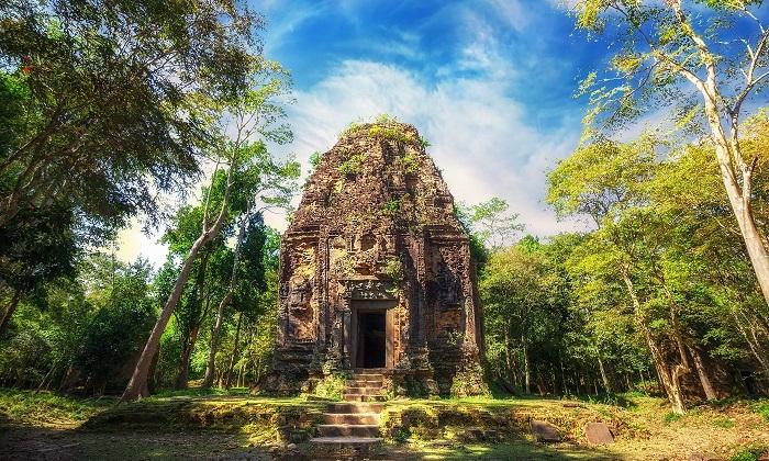 temple prei kuk