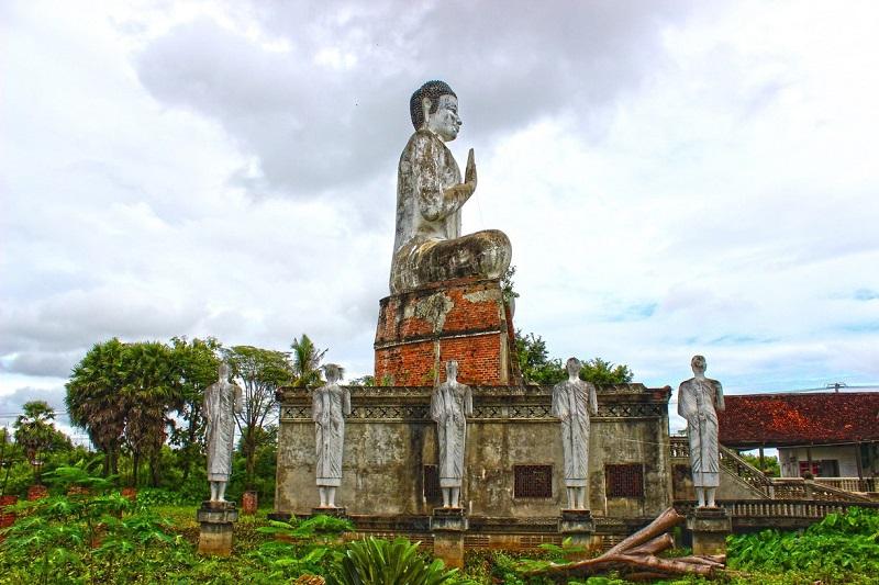 temple wat ek phnom