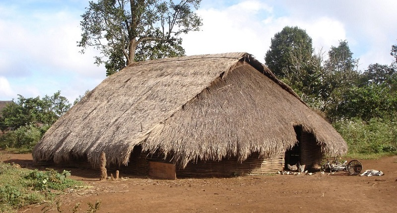 village de pahlung que voir a mondulkiri